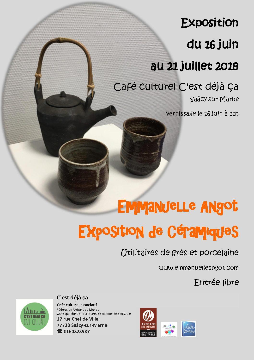 Exposition de début d'été en Seine-et-Marne 16/06 – 21/07 2018